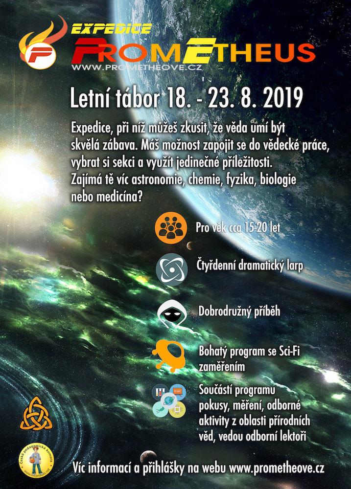 letní tábor sci-fi
