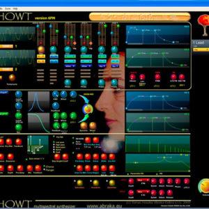thowt - virtual analog, vector synthesizer, FM synthesizer