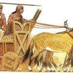 sumerský válečník